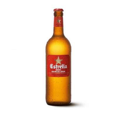 Estrella Damm 0,66l