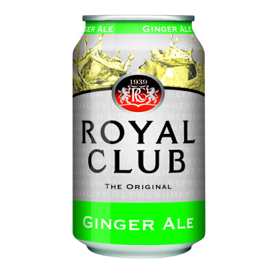 Ginger Ale 0,33l