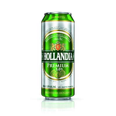 Hollandia limenka 0,50l