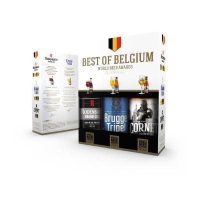 Best of Belgium Gift Pack