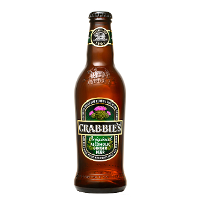 Crabbies Ginger Beer